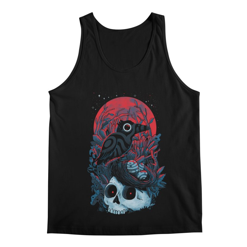 Rebirth Men's Regular Tank by MadKobra
