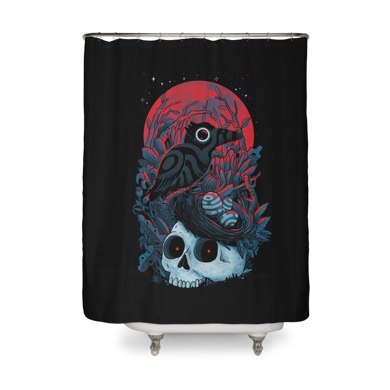 Rebirth Home Shower Curtain by MadKobra