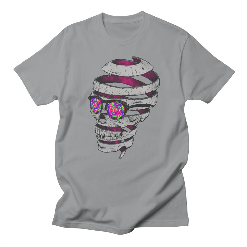 Life is a Wonderful Color Men's Regular T-Shirt by MadKobra