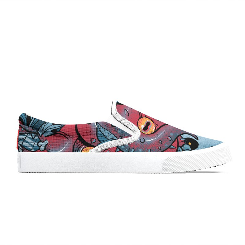 Bone & Roses Men's Shoes by MadKobra