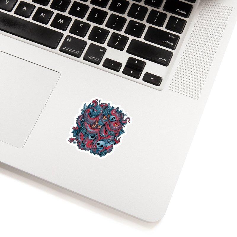 Bone & Roses Accessories Sticker by MadKobra