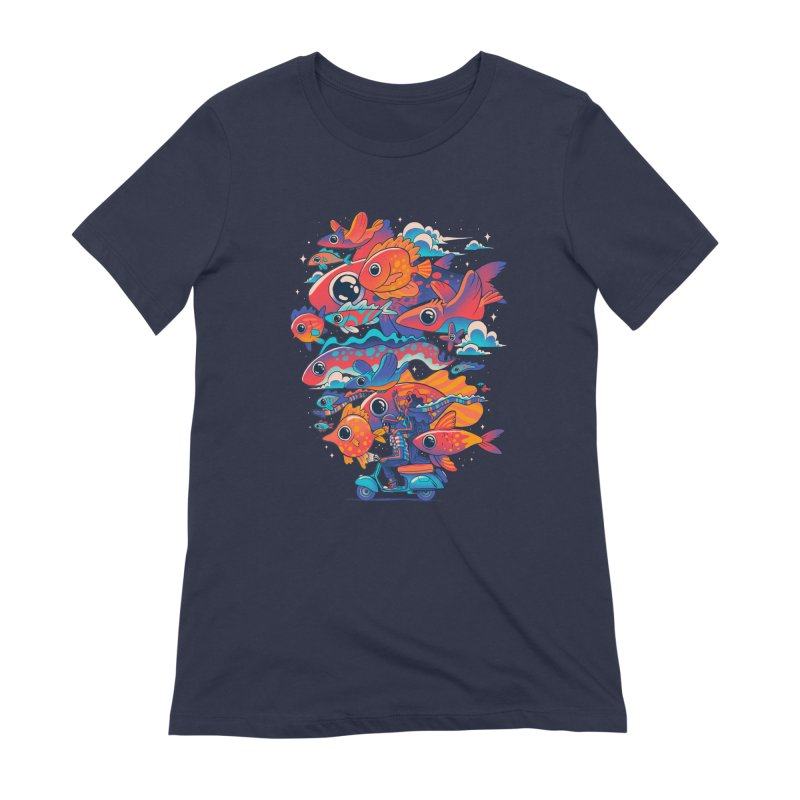 Let's get lost Women's Extra Soft T-Shirt by MadKobra