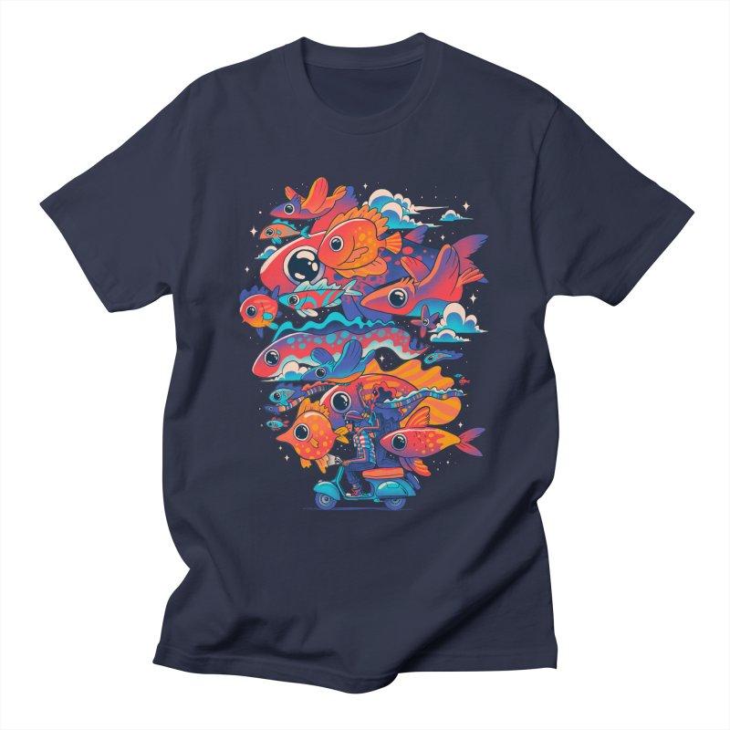 Let's get lost Men's T-Shirt by MadKobra