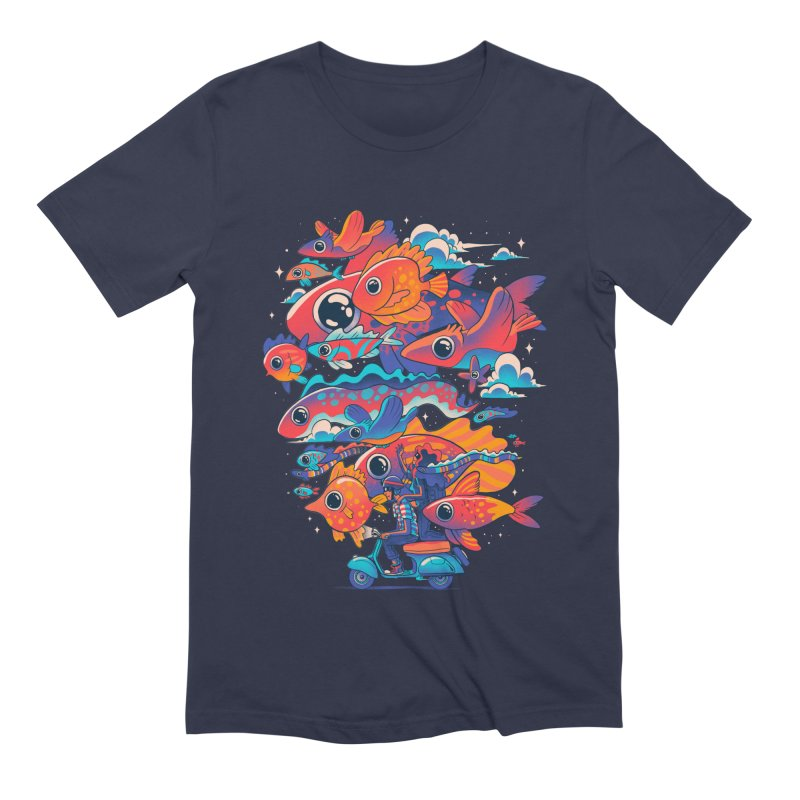 Let's get lost Men's Extra Soft T-Shirt by MadKobra