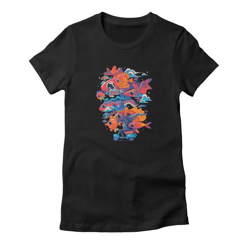 Let's get lost Women's T-Shirt by MadKobra