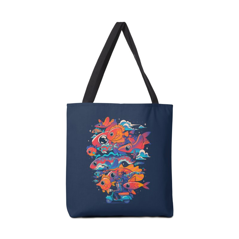 Let's get lost Accessories Tote Bag Bag by MadKobra