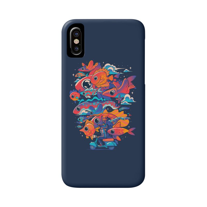 Let's get lost Accessories Phone Case by MadKobra