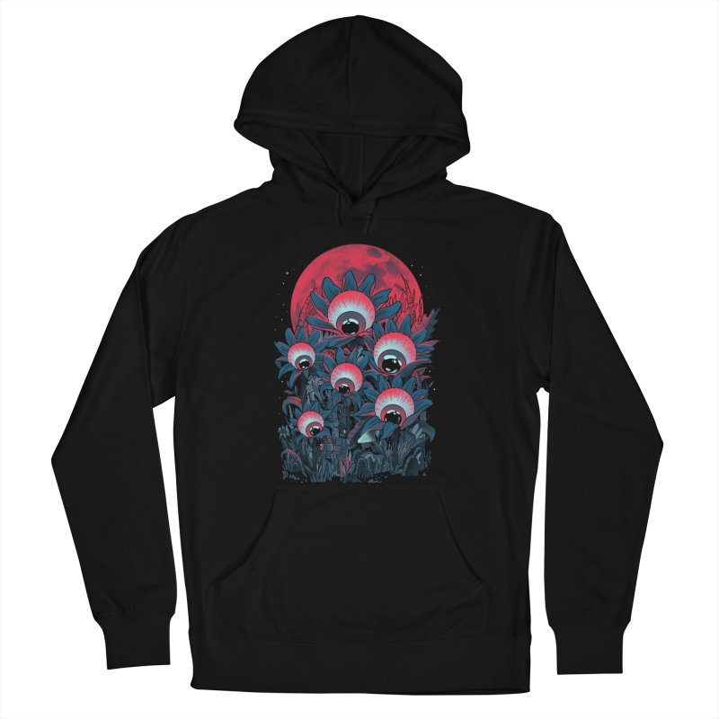 Lurking Forest Men's Pullover Hoody by MadKobra