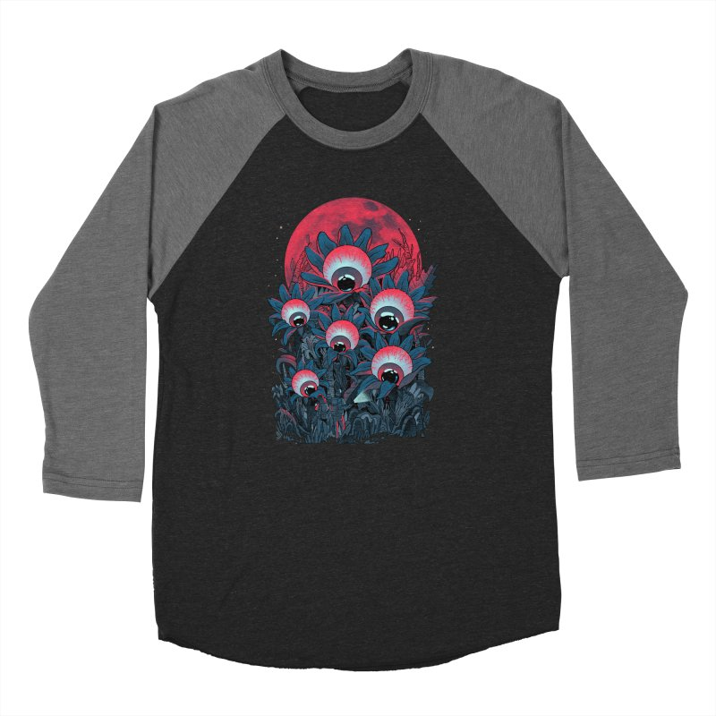 Lurking Forest Men's Longsleeve T-Shirt by MadKobra