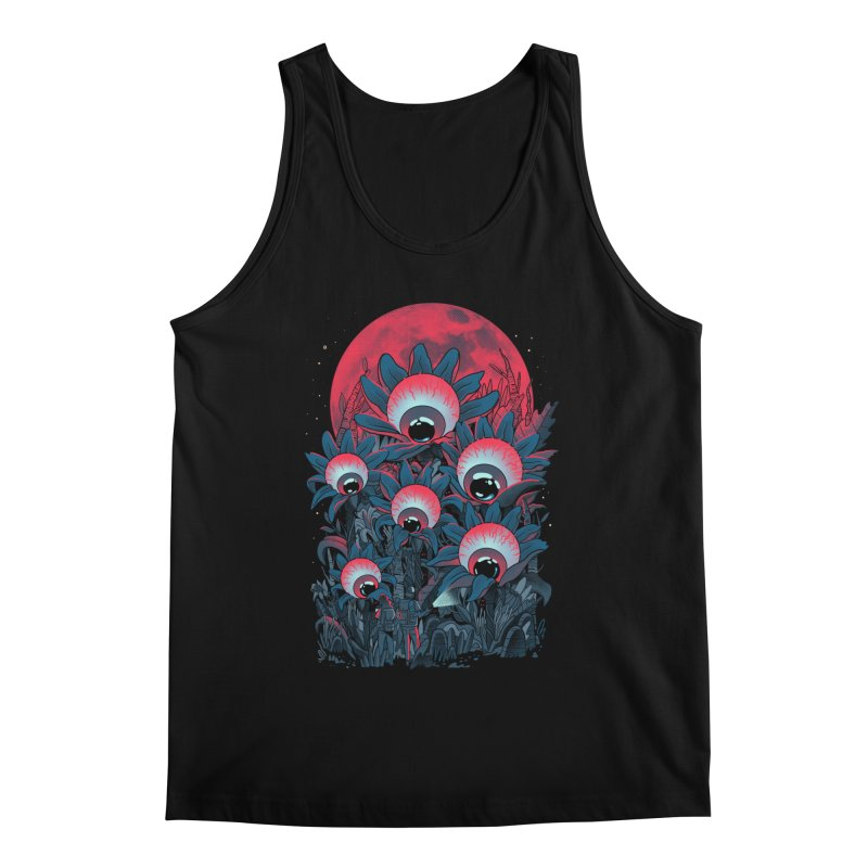 Lurking Forest Men's Tank by MadKobra