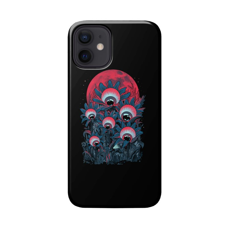 Lurking Forest Accessories Phone Case by MadKobra