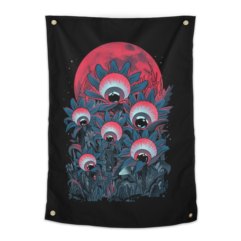 Lurking Forest Home Tapestry by MadKobra
