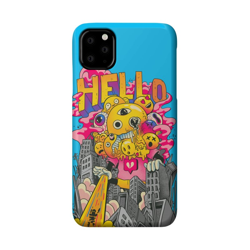 social issues Accessories Phone Case by MadKobra