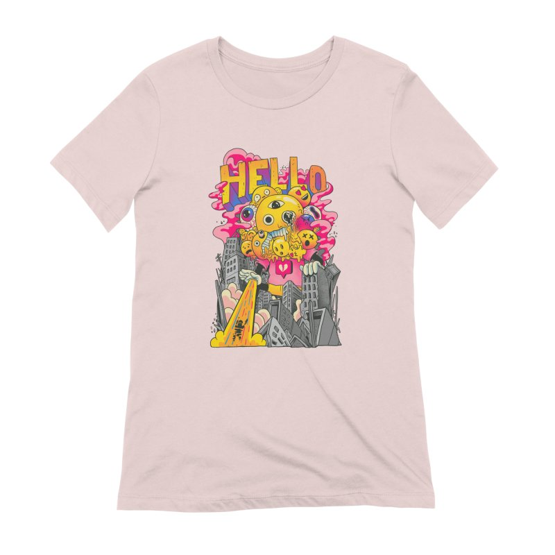 social issues Women's Extra Soft T-Shirt by MadKobra