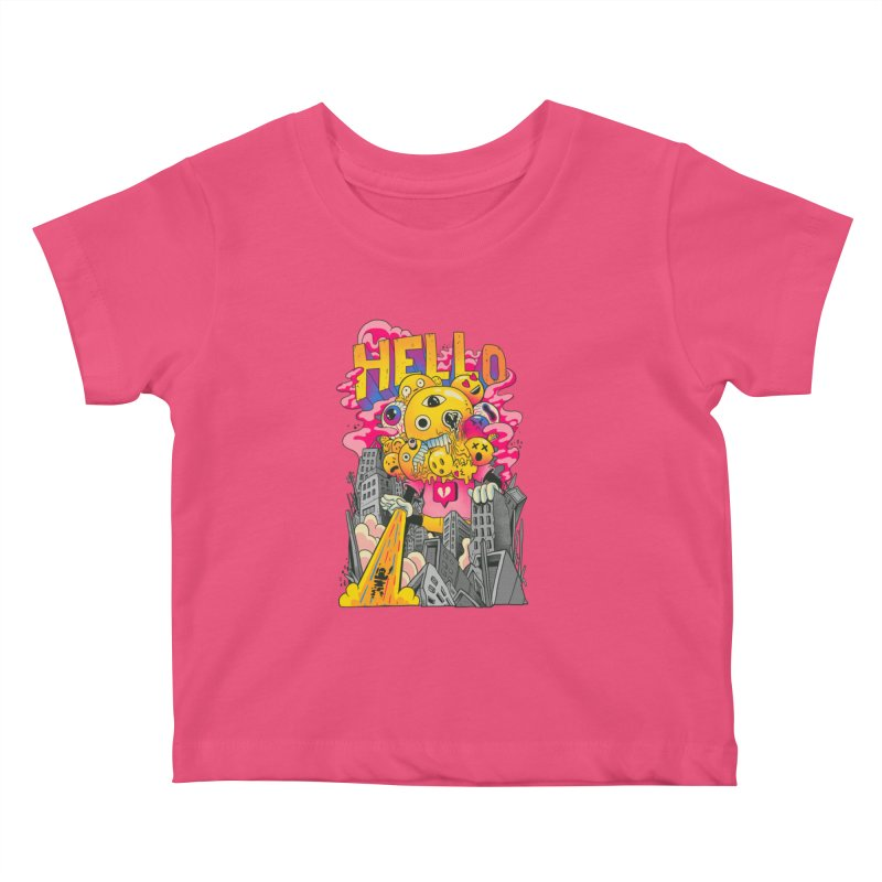 social issues Kids Baby T-Shirt by MadKobra