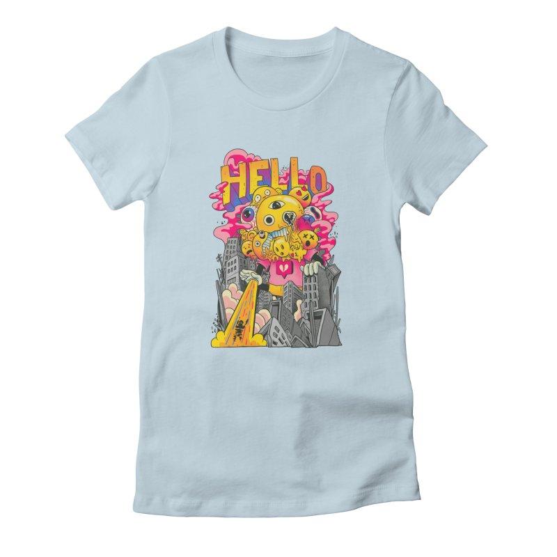 social issues Women's T-Shirt by MadKobra
