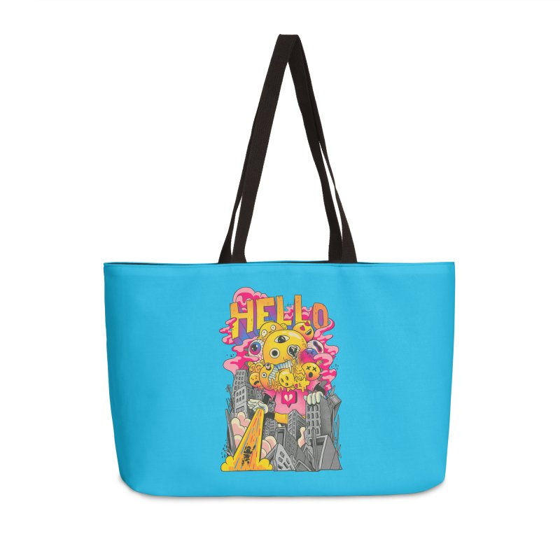 social issues Accessories Weekender Bag Bag by MadKobra