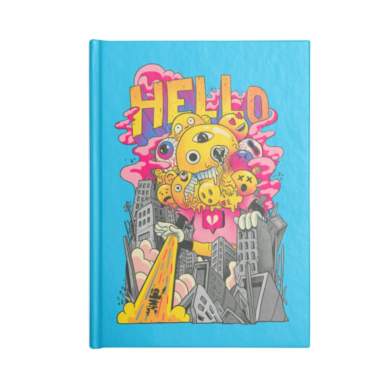 social issues Accessories Lined Journal Notebook by MadKobra