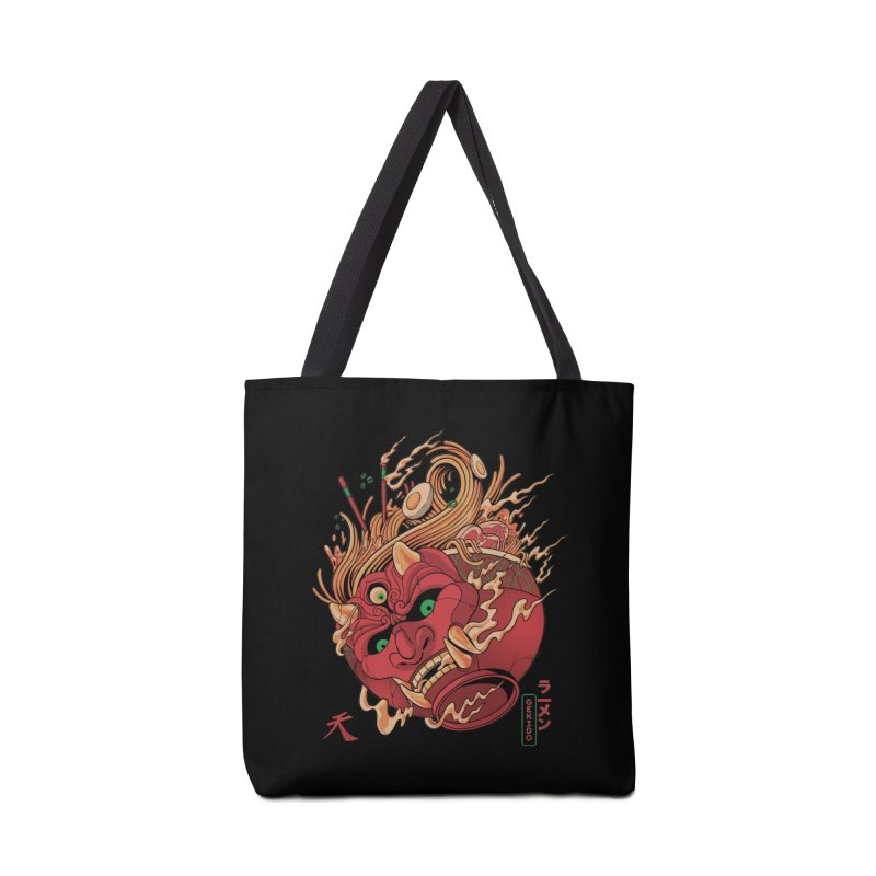 Gekido Ramen Accessories Tote Bag Bag by MadKobra
