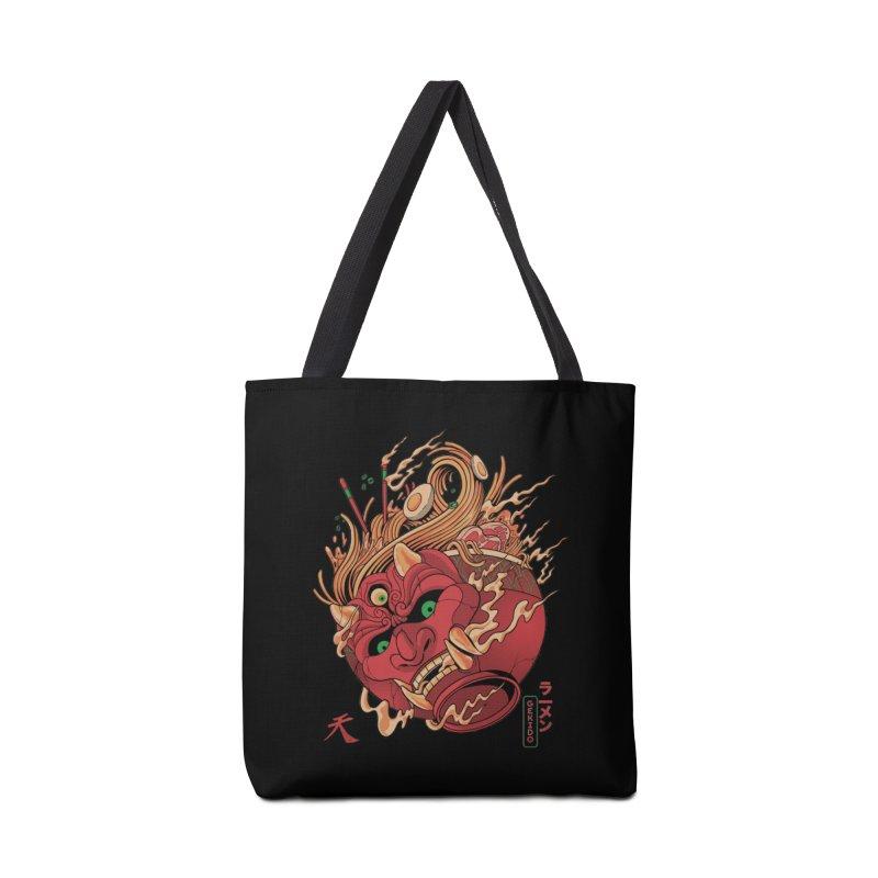 Gekido Ramen Accessories Bag by MadKobra