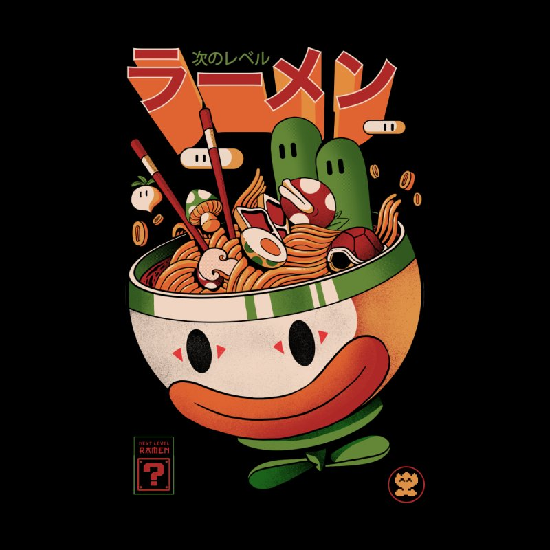 Next Level Ramen by MadKobra
