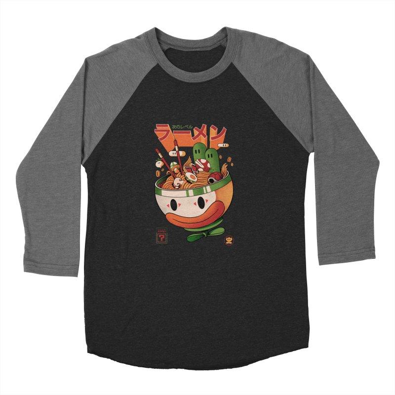 Next Level Ramen Men's Longsleeve T-Shirt by MadKobra