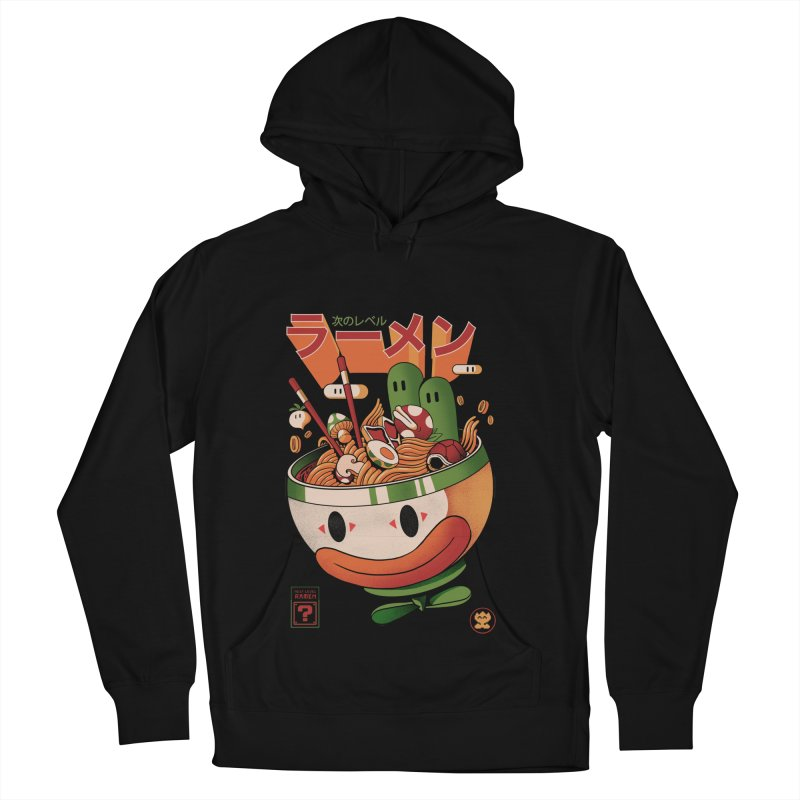 Next Level Ramen Women's French Terry Pullover Hoody by MadKobra