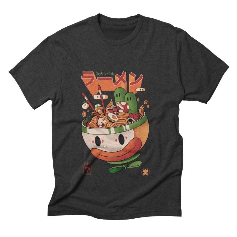 Next Level Ramen Men's Triblend T-Shirt by MadKobra