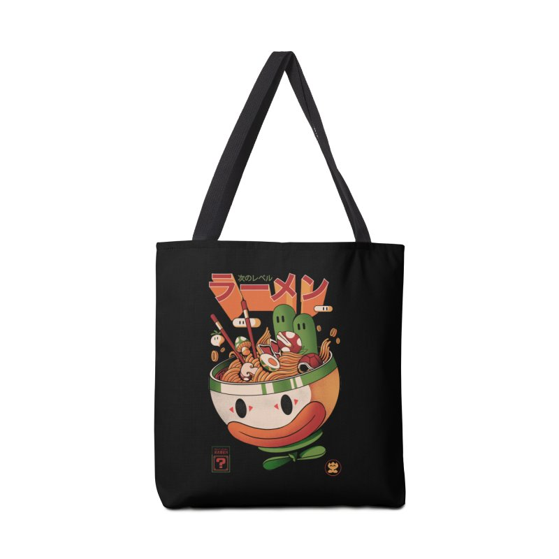 Next Level Ramen Accessories Tote Bag Bag by MadKobra