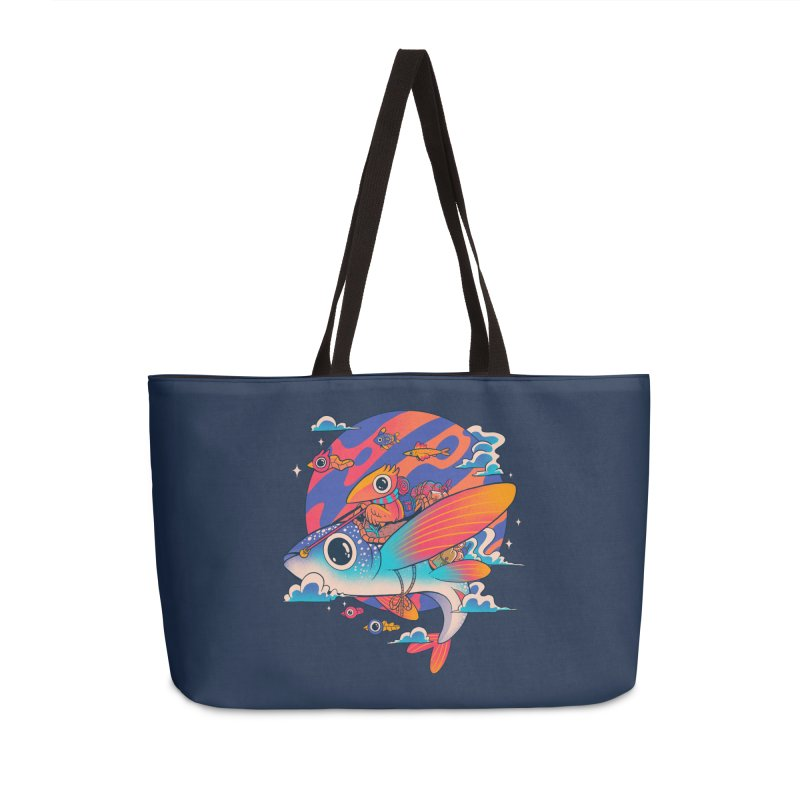Riders of the abyss Accessories Weekender Bag Bag by MadKobra