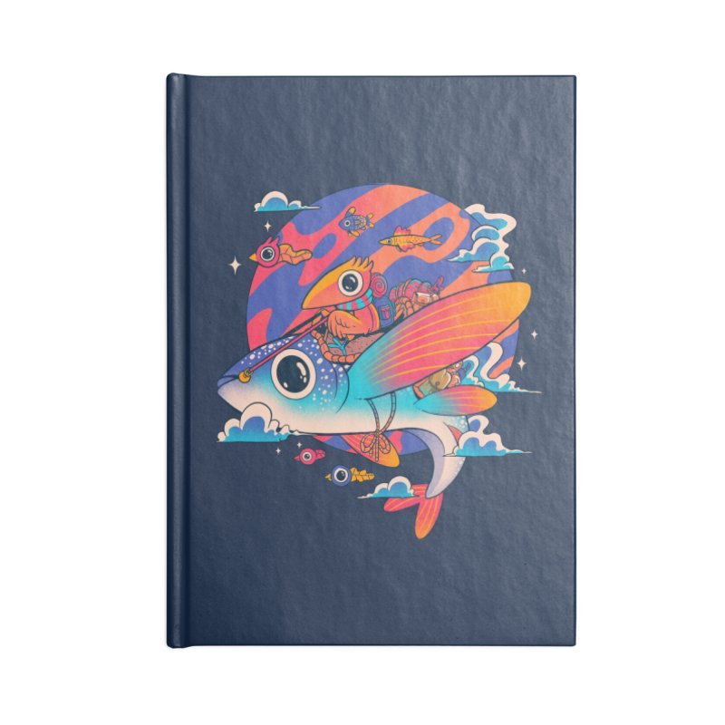 Riders of the abyss Accessories Lined Journal Notebook by MadKobra