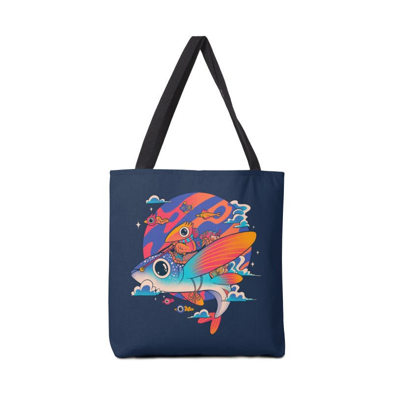 Riders of the abyss Accessories Tote Bag Bag by MadKobra