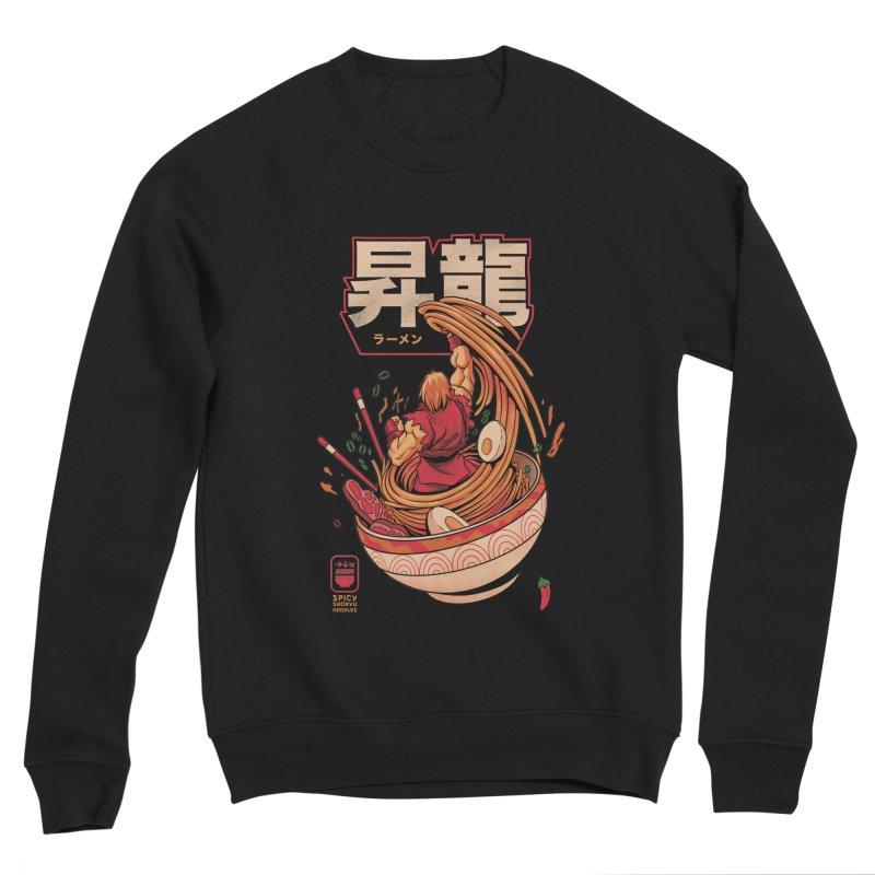 Spicy Shoryu Noodles Women's Sponge Fleece Sweatshirt by MadKobra