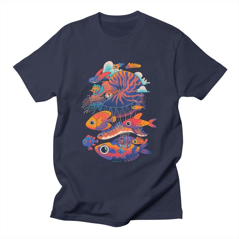Chico's journey Men's T-Shirt by MadKobra
