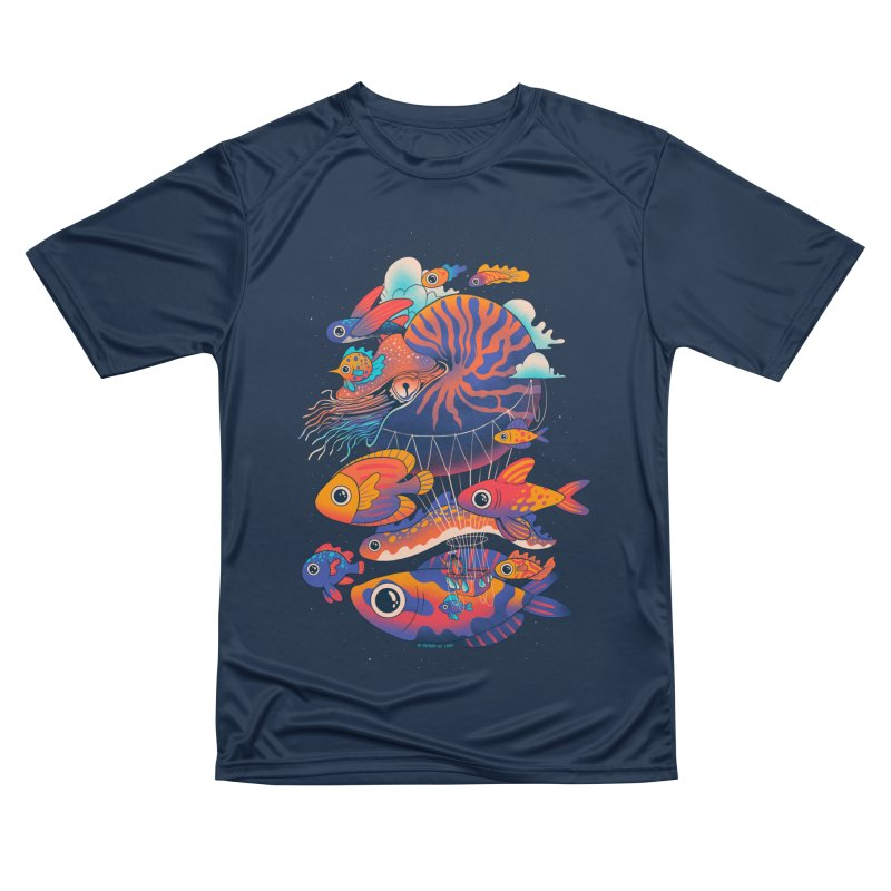 Chico's journey Men's Performance T-Shirt by MadKobra