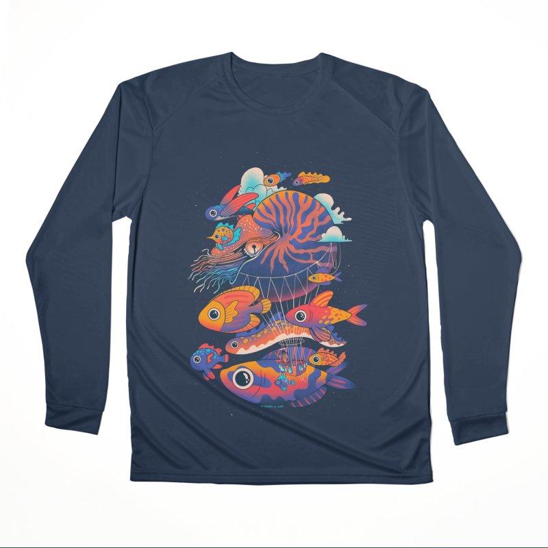 Chico's journey Men's Longsleeve T-Shirt by MadKobra