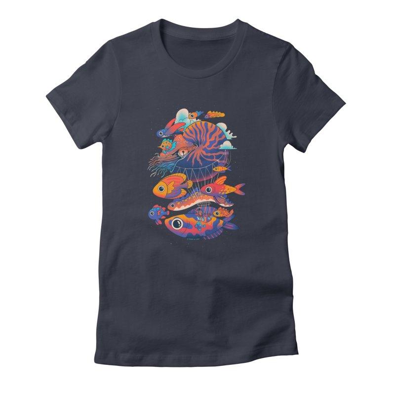 Chico's journey Women's T-Shirt by MadKobra