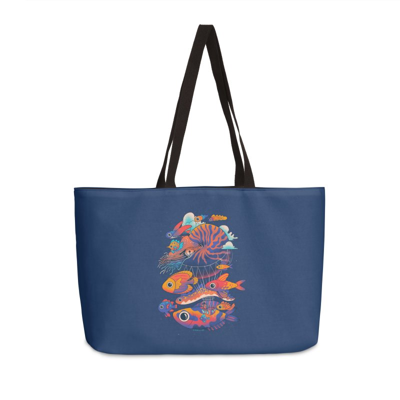 Chico's journey Accessories Weekender Bag Bag by MadKobra