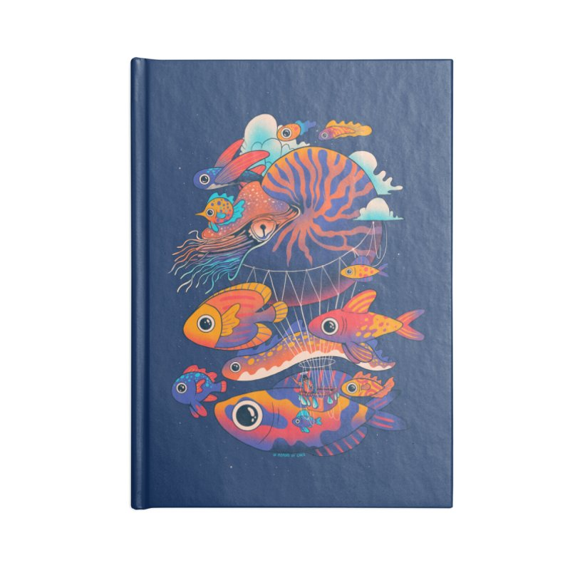Chico's journey Accessories Lined Journal Notebook by MadKobra