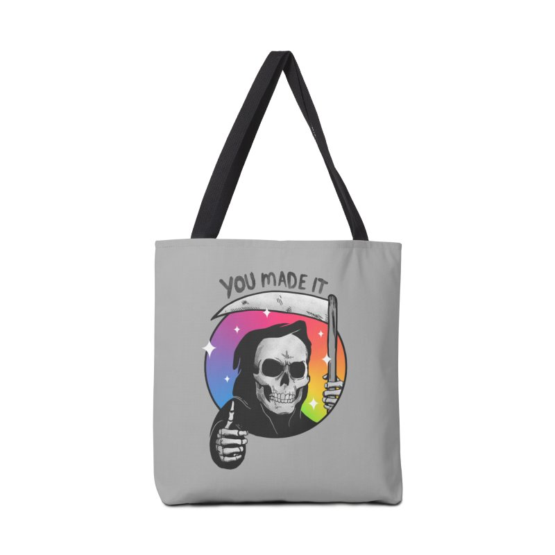 yay you made it! Accessories Bag by MadKobra
