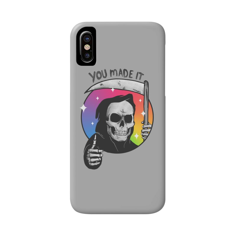 yay you made it! Accessories Phone Case by MadKobra
