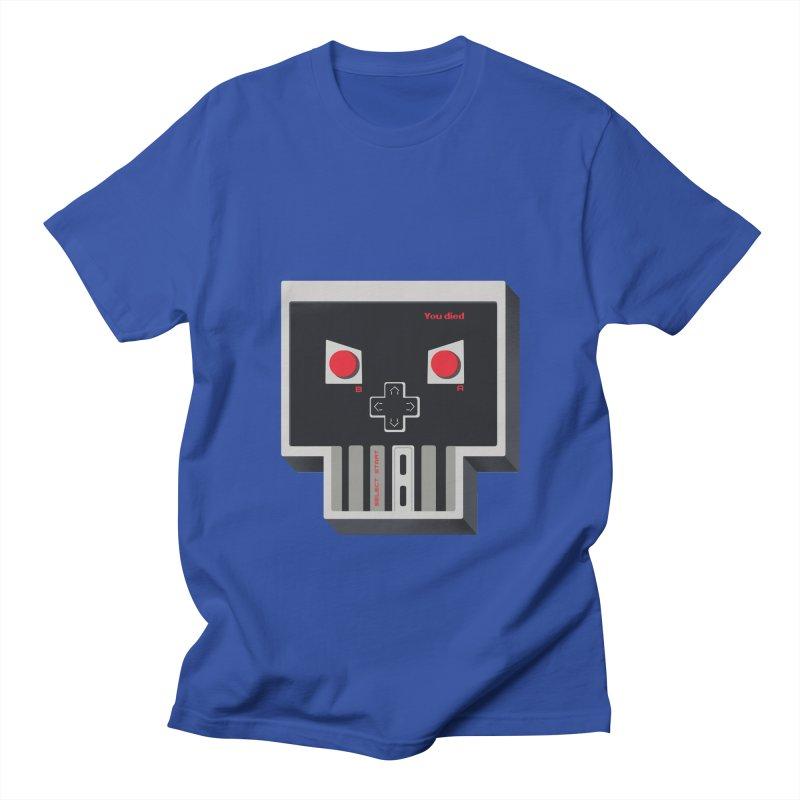 You Die Men's T-Shirt by MadKobra