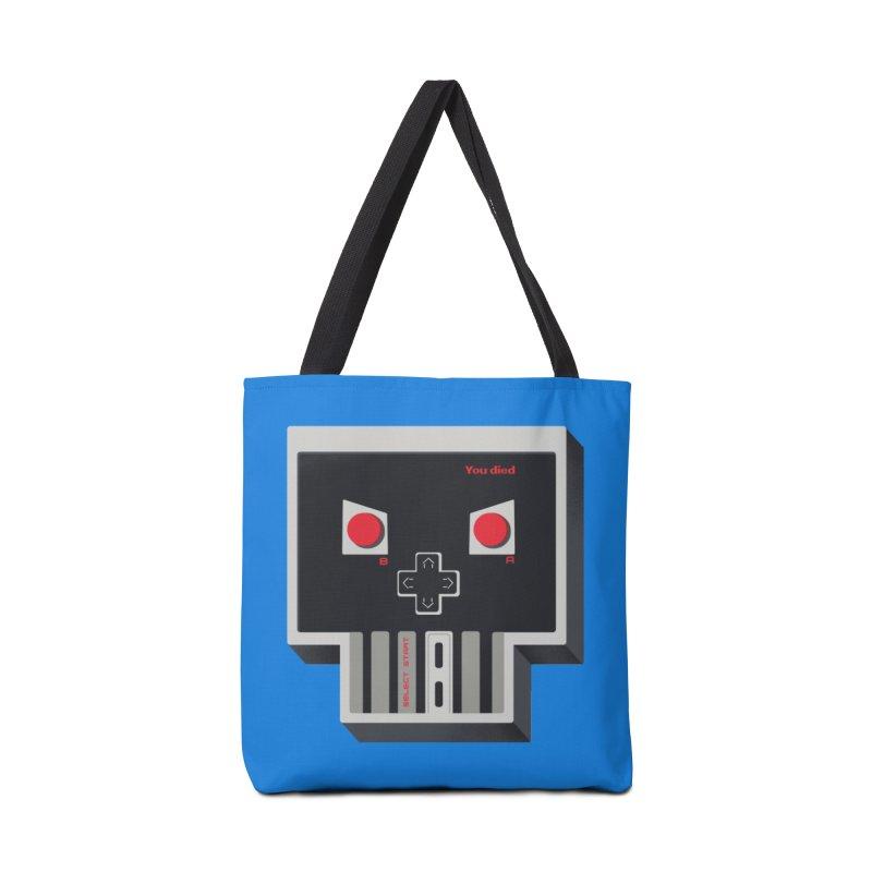 You Die Accessories Bag by MadKobra