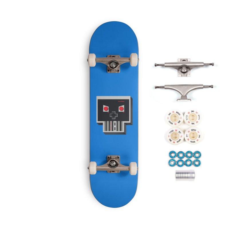 You Die Accessories Complete - Premium Skateboard by MadKobra