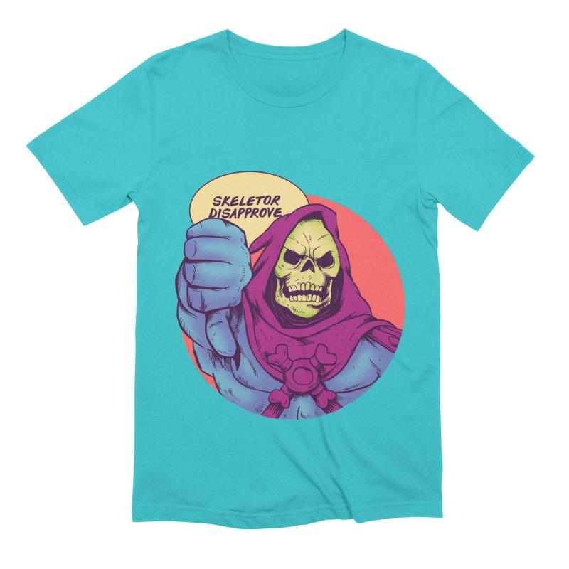 Master of hate Men's Extra Soft T-Shirt by MadKobra