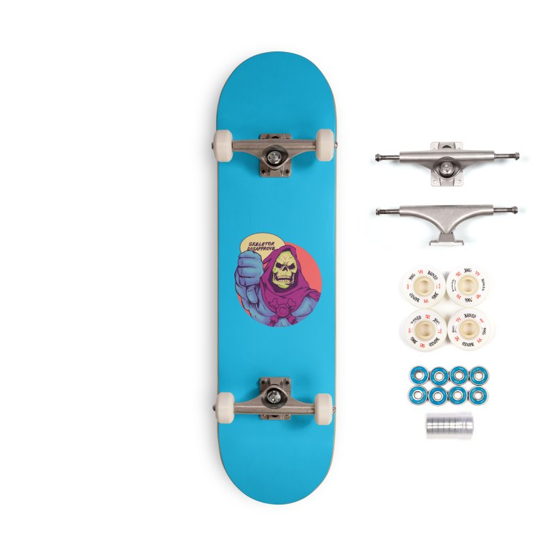 Master of hate Accessories Complete - Premium Skateboard by MadKobra