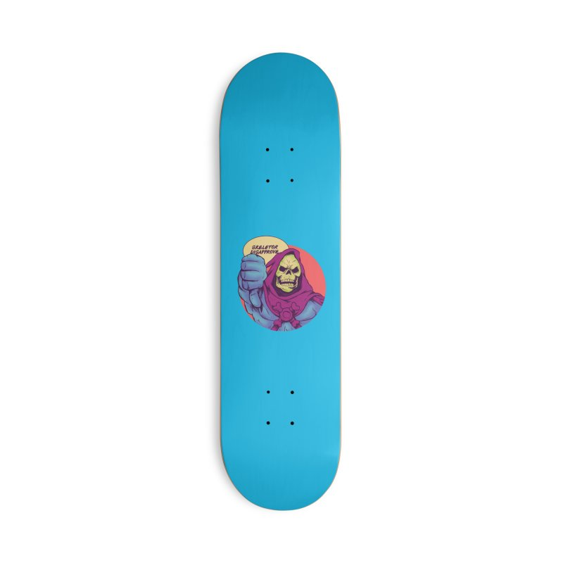 Master of hate Accessories Skateboard by MadKobra