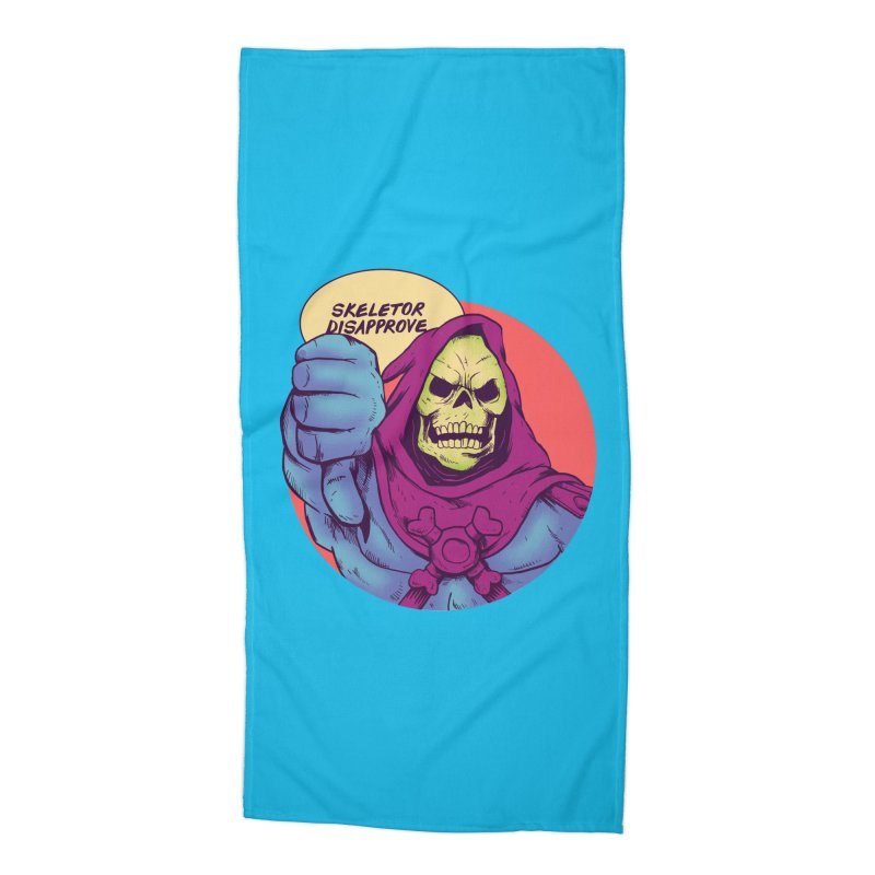 Master of hate Accessories Beach Towel by MadKobra