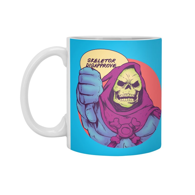 Master of hate Accessories Standard Mug by MadKobra