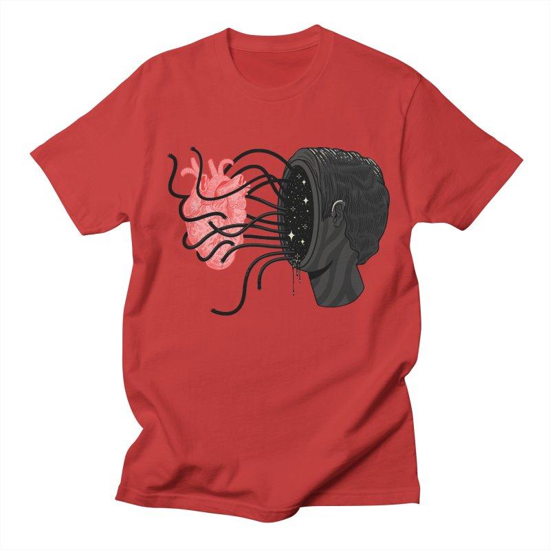 You always on my mind Men's T-Shirt by MadKobra